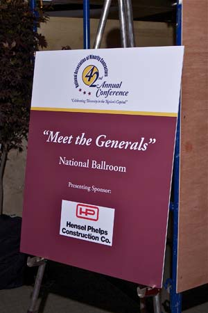 Meet the Generals - 2001